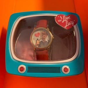 "I love Lucy""vitameatavegamin""watch in tv tin"